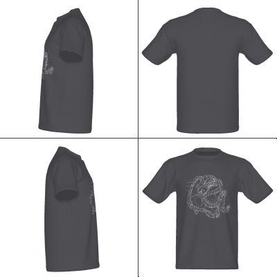お客様が2017-07-24 16:44:04に作成・制作されたUnited Athle 5.6oz Tシャツのデザインです。デザインの変更や料金の見積(多数量で格安!)からそのまま注文そのままプリントできます。