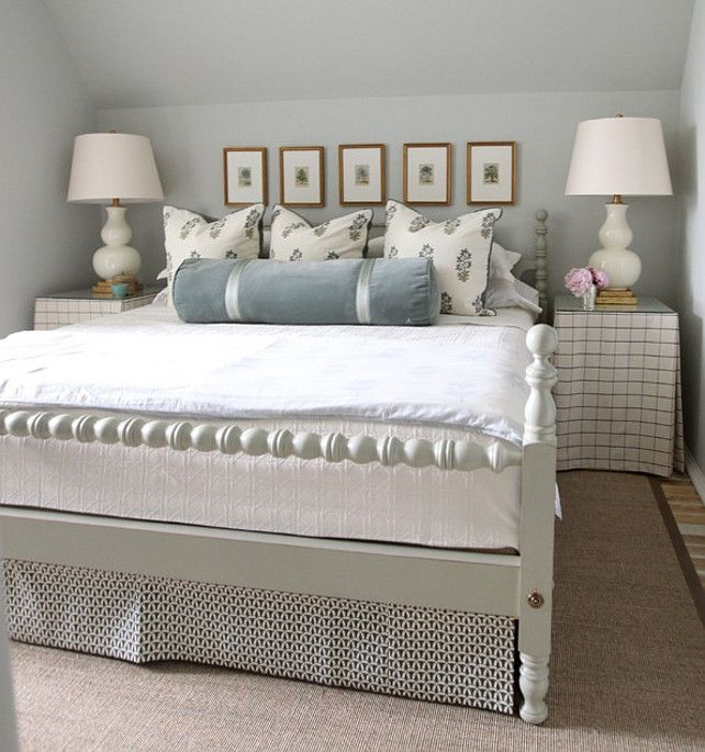 Bedroom with short ceiling decorating Ideas