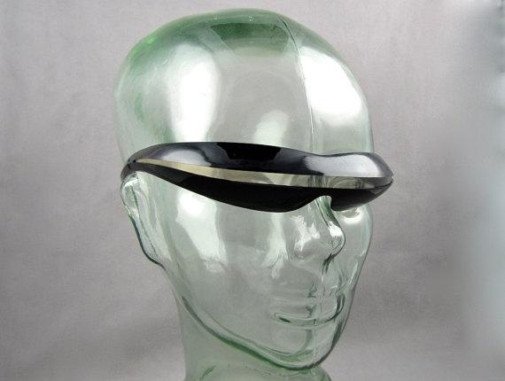 We Are Devo  Vintage 80s New Wave Sunglasses by OrbitingDebris, $40.00