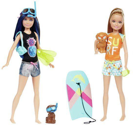 Barbie Dolphin Magic Sisters Assortment
