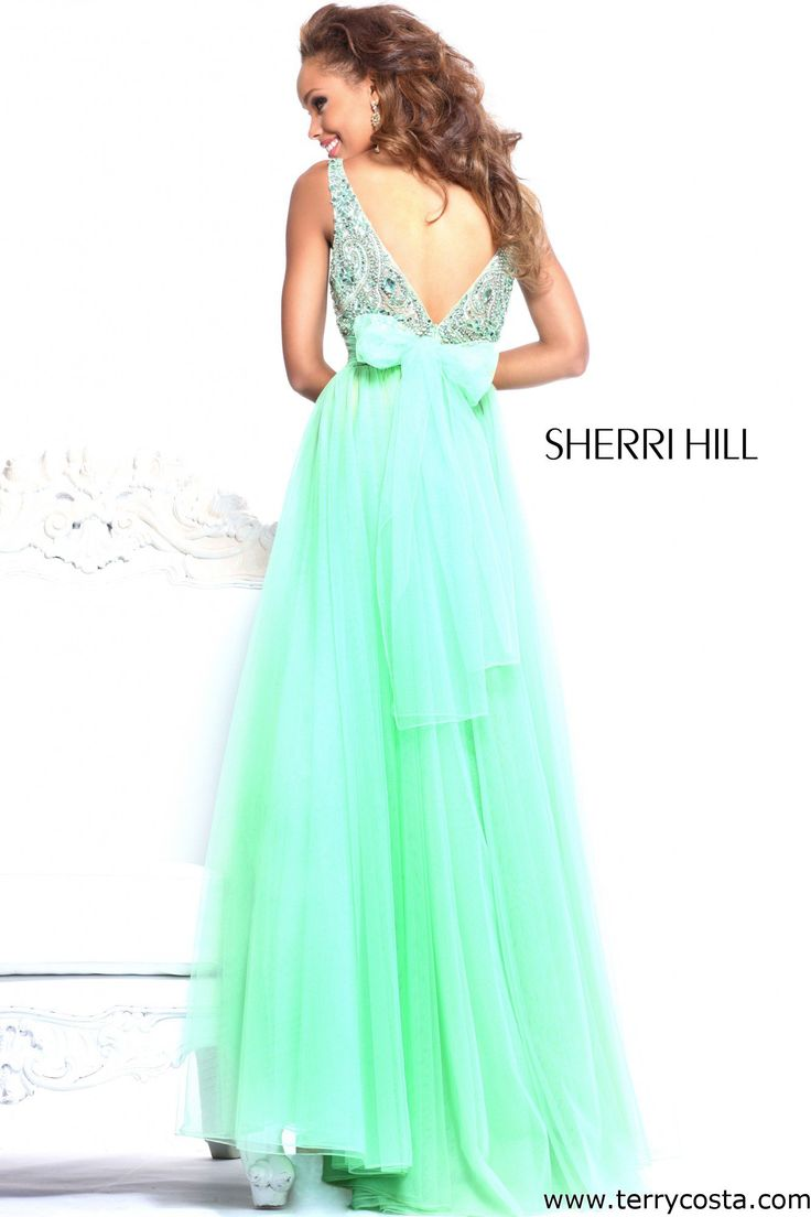 86 best Sherri hill images on Pinterest | Evening gowns, Formal ...