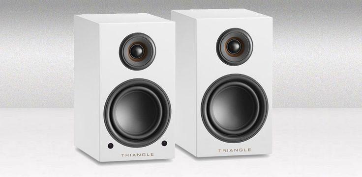 Triangle LN01A - Aktiv højttaler ( » Produkter / » Højttalere / » Aktive højttalere / » / ) HiFi-freaks.dk -