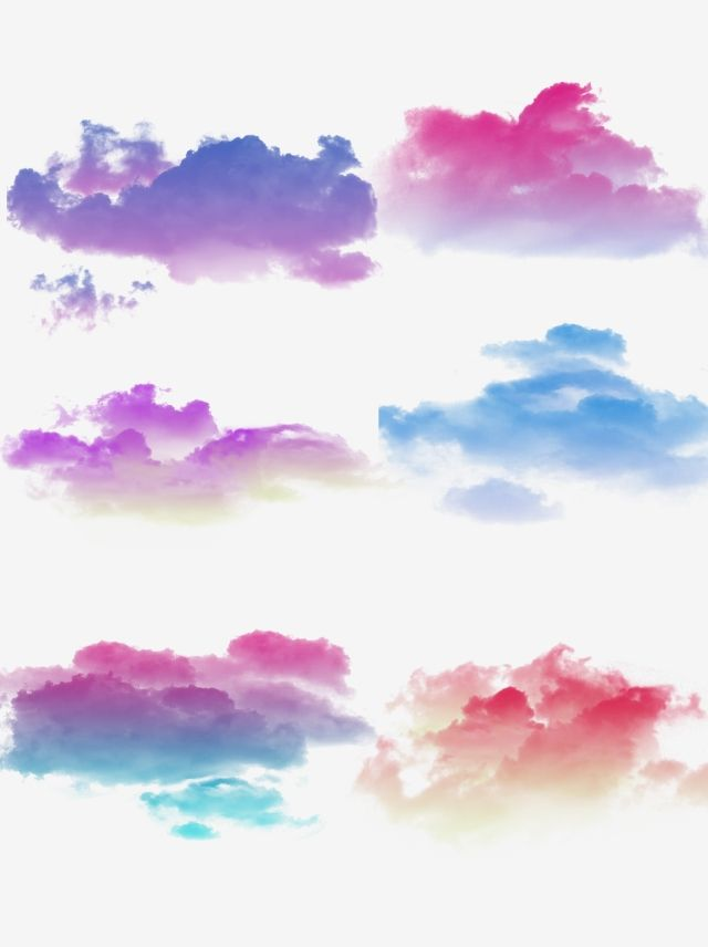 Ink Cloud Hand Painted Foreign Color Watercolor Wind Faded Ink Cloud Foreign Color Watercolor Wind Png Transparent Clipart Image And Psd File For Free Downlo Watercolor Clouds Cloud Tattoo Cloud Tattoo