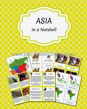 The Pinay Homeschooler: Asian Studies for Kids (Asia in a Nutshell)