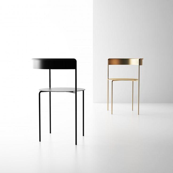 Изысканный стул AVOA — финалист конкурса Salao Design 2015