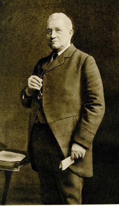 Sir William Arrol - Scottish engineer and bridge builder responsible for construction of Forth and Tower bridges.