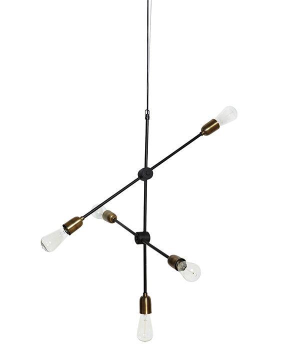 Molecular lamp | CAILLOU