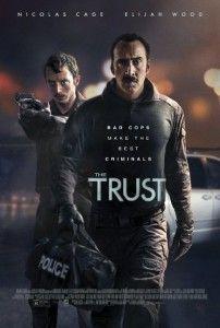 The Trust 2016 online bluray film thriller