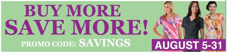 """Buy More Save More"" Offer only at myuniformcorner.com. My Uniform Corner has the latest styles and the largest selection of Landau, Urbane and Scrub Zone Uniforms on the web! Our stores are located at 4500 Rogers Avenue in Fort Smith, AR and 4400 South Thompson in Springdale AR where we always have the Best Names, the Best Selections, the Lowest Prices and Unbeatable Service!"