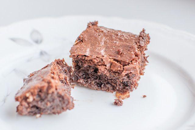 Mlsní jazykové: Nepokazitelné mandlové brownies