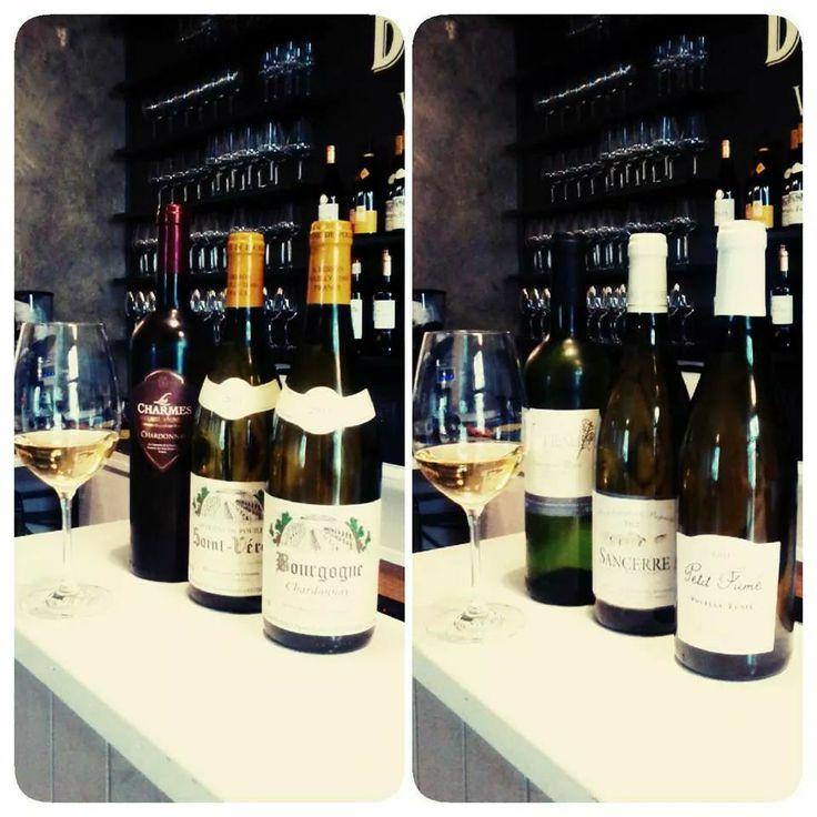 les vins de Loire et Bourgogne