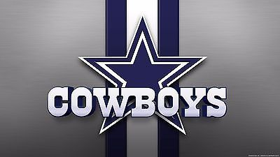 New Dallas Cowboys Star Logo 3x5  Feet Flag Banner Indoor Outdoor