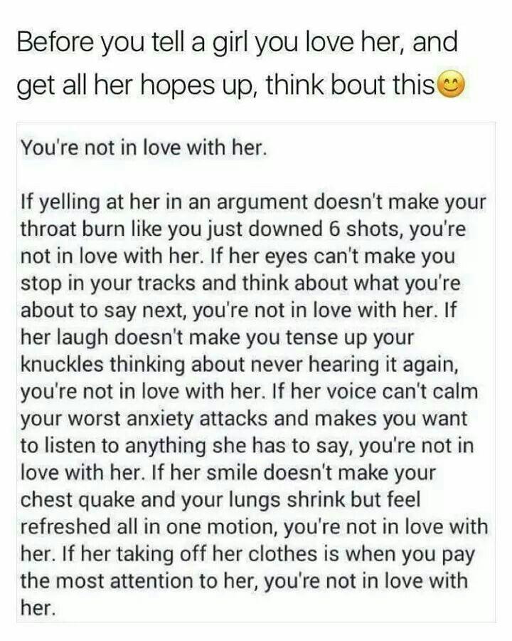 Words to describe a girl you love