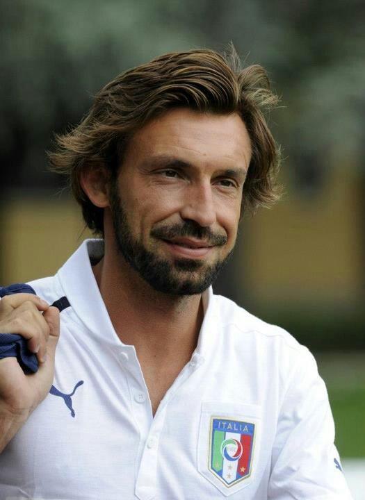 Andrea Pirlo, Italy. #2012 #soccer #football