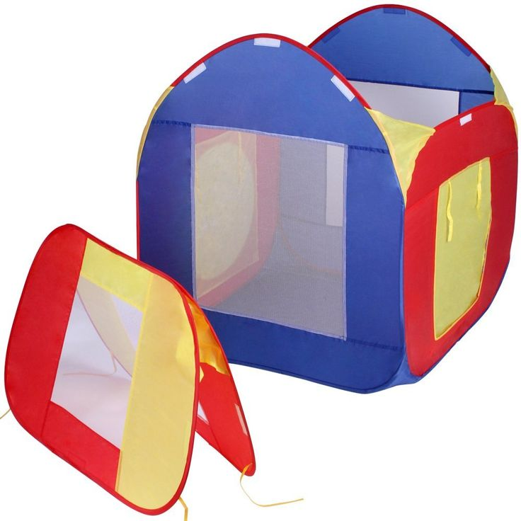Child's Play Tent + 200 Balls Toys: Amazon.co.uk: Toys & Games