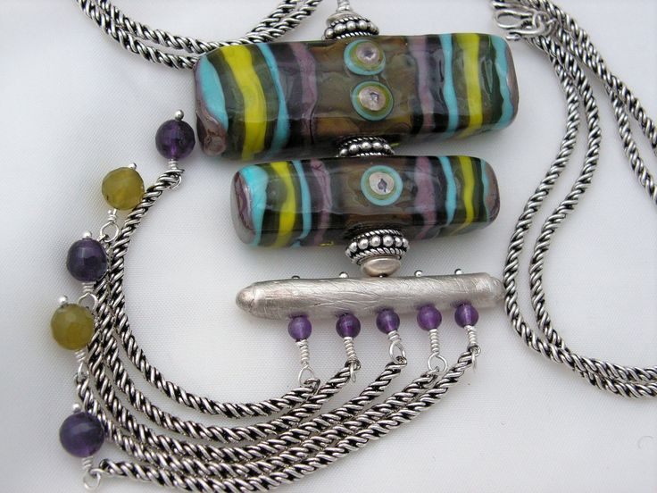 jewellery by Berna Kilic www.adaglass.com