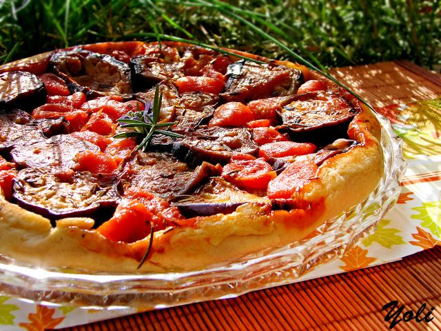 Зеленчуков тарт Татен