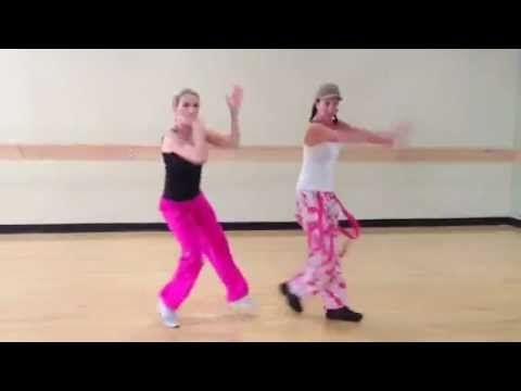 zumba workout routine to rihanna's we found love - and tons other great zumba workout routines to other songs.