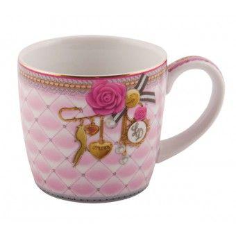 Little Diva - Mok - Roze couture - 300 ml