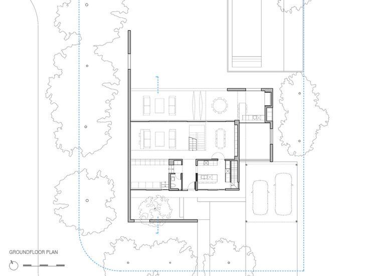El proyecto plantea el diseño y construcción de una vivienda unifamiliar suburbana, ubicada en un lote en esquina de un tradicional Club de Campo del partido de Pilar, provincia de Buenos Aires, Argentina.