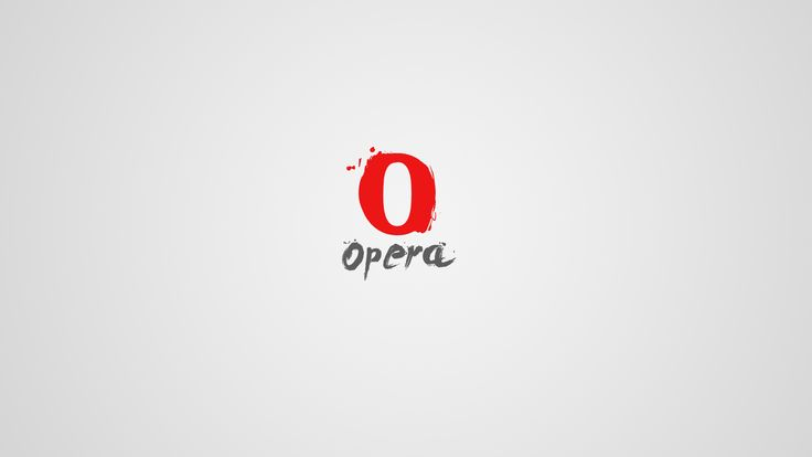 Opera Browser HD desktop wallpaper High Definition Fullscreen