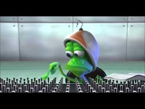 Pixar - Lifted - YouTube