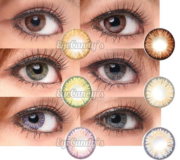 Natural Looking Contacts For Brown Eyes