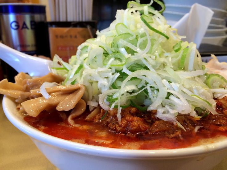 Very hot & spicy miso ramen from Gottsu @ Akihabara   by Fuyuhiko