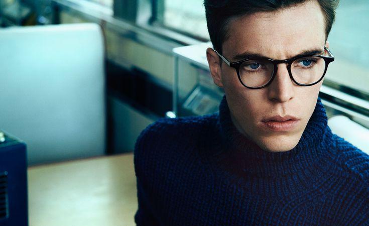 Mr. Porters One To Watch: Tom Hughes | Trendland: Fashion Blog & Trend Magazine