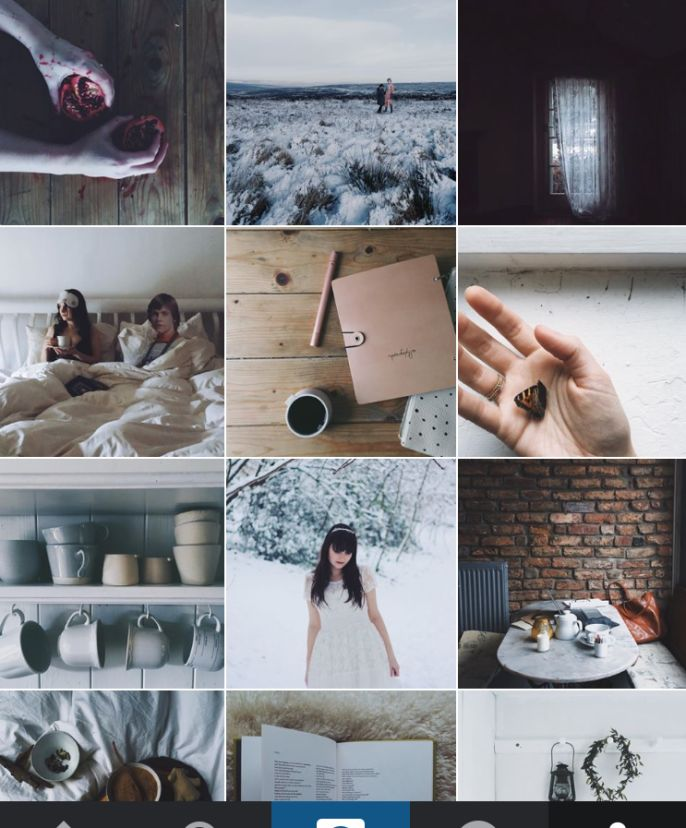 Good Picture Ideas: Instagram Tips: Get It White