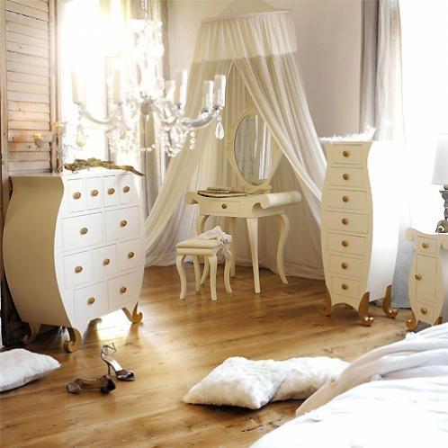 Coiffeuse Baroque #benefitglam