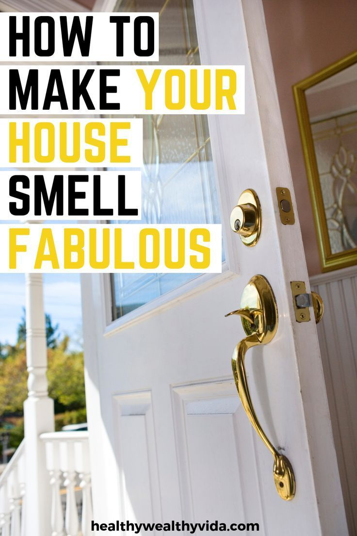 Want your house to smell fresh and clean all the time? These tips will help keep… #CLEANING