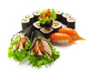 Learn everything you ever wanted to know about all the different Types of Sushi...