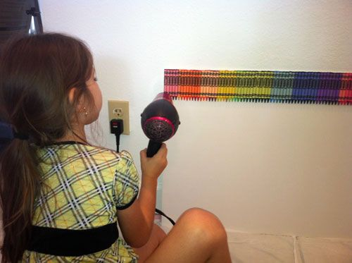 THE place to go for Crayon Art how-to tips