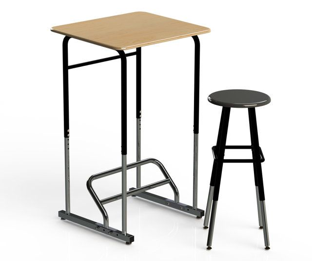 Standing Desks In Schools Help Kids Lose Weight and Improve Attention Spans | Inhabitat - Sustainable Design Innovation, Eco Architecture, Green Building