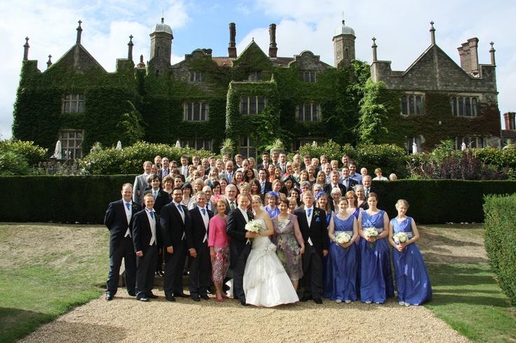 Eastwell Manor Wedding Venue, Ashford, Kent. Storybook Photography by www.davidblackshaw.com