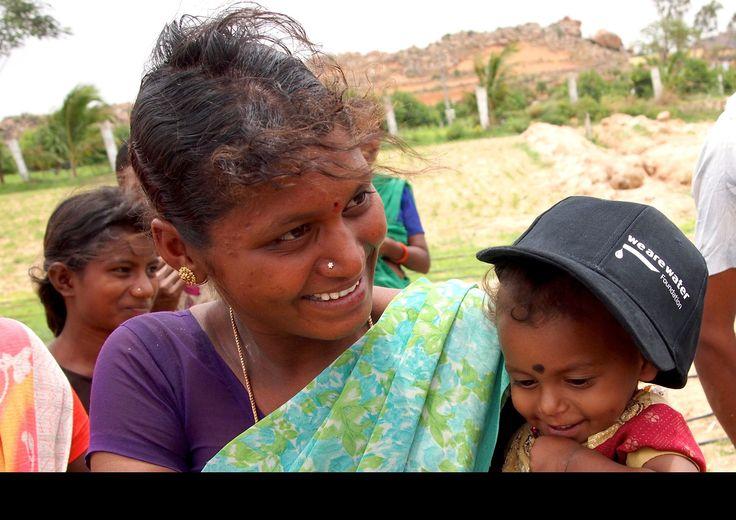 Fundacja We Are Water działa na rzecz osób, dla których dostęp do bieżącej wody jest lukusem. Wierzymy, że razem możemy więcej! :)