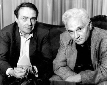 hommage à Jacques Derrida