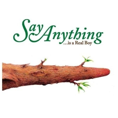 Say Anything, ...Is a Real Boy | 36 Pop Punk Albums You Need To Hear Before You F----ing Die