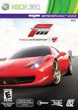 Forza Motorsport 4 - Xbox 360, Multi