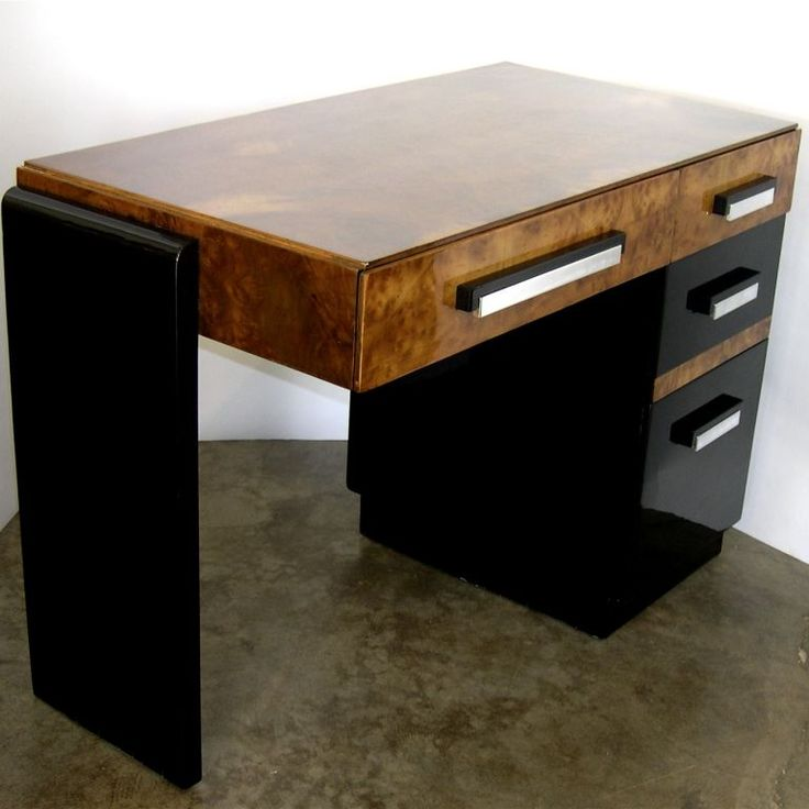 art moderne furniture. rare streamline desk by walter darwin teaque for hastings mfg find this pin and more on art deco furniture moderne