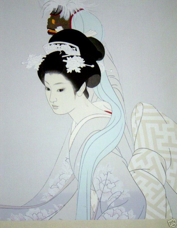 Shimura TATSUMI 志 村 立 美 (1907-1980)