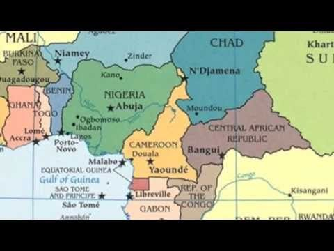 ▶ Africa Geography Rap Song Hip Hop ColloTune with Fluency MC (2013 REMAKE) - YouTube