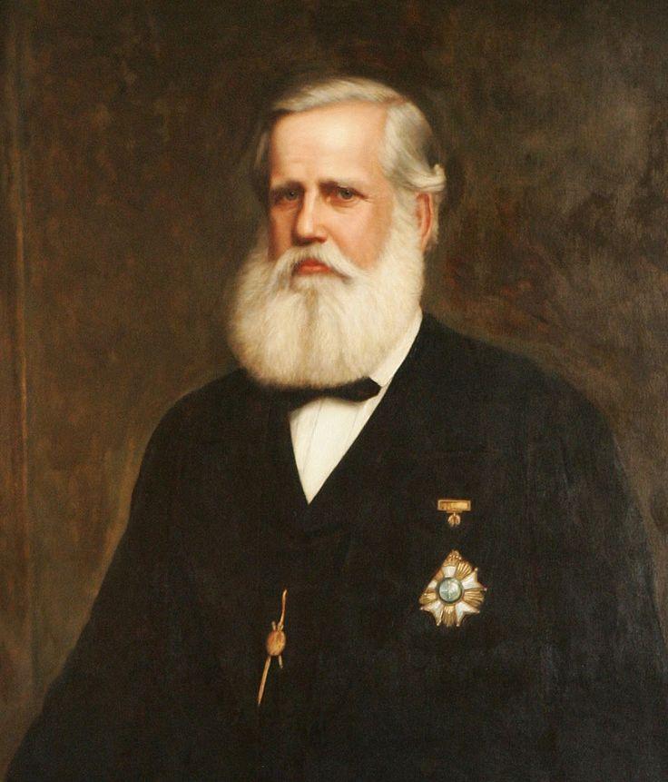 Dom Pedro II, last emperor of Brazil