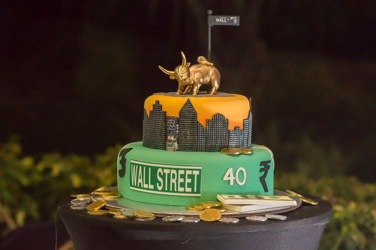 Stock Market Cake Ana Calvo Fotografia Kiefoto Www
