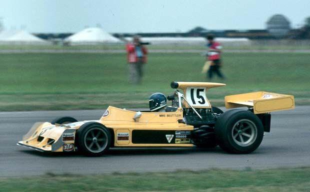 1973 GP Wielkiej Brytanii (Mike Beuttler) March 731 - Ford