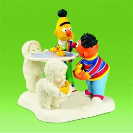 """""""Rubber Duckie, Have Some Fun"""" Snowbabies"""