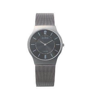 Skagen 233lttm Titanium Mesh Watch mesh watches here http://www.shop.com/sophjazzmedia/~~mesh+watches-internalsearch+260.xhtml