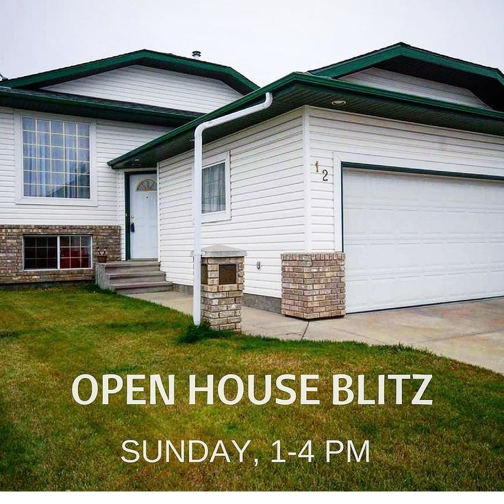 RE/MAX Spruce Grove is hosting their monthly Open House Blitz from 1-4pm this Sunday. Come and visit me at 12 Hagen Court in Spruce Grove. The addresses for all 5 open houses will be up on my blog and the RE/MAX blog tomorrow. Mark your calendars.     #remax #sprucegrove #openhouseblitz #weekend #weekendvibes  #remaxwesterncanada