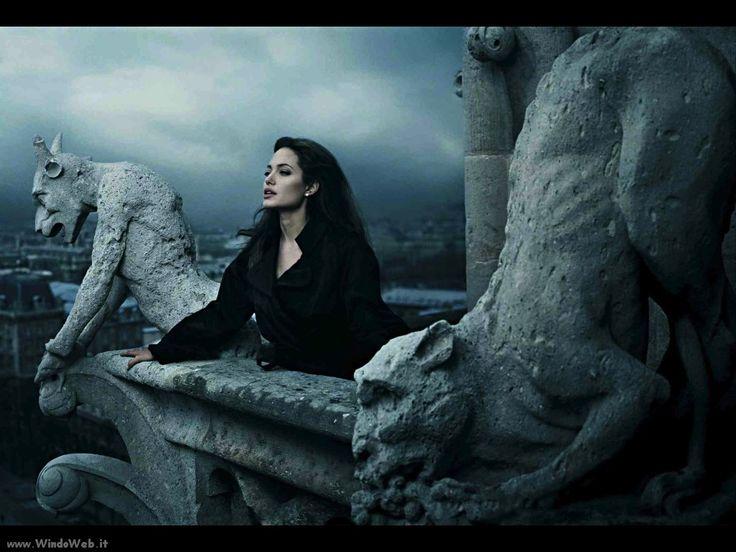 Angelina Jolie photo by Annie Leibovitz | fashion & beauty ...